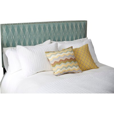 Marnie Upholstered Panel Headboard Size: King