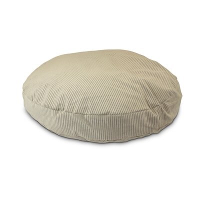 Snoozer Micro Suede Pet Bed in Calina Gravel Size: Small