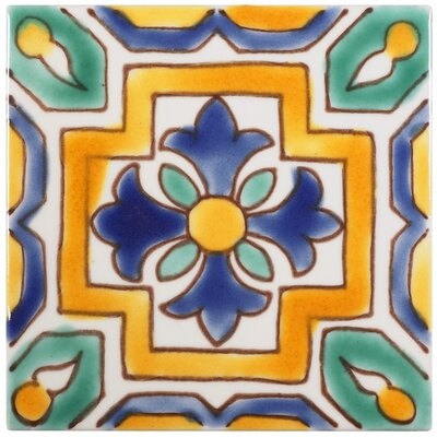 Leighton 4 x 4 Ceramic Tile