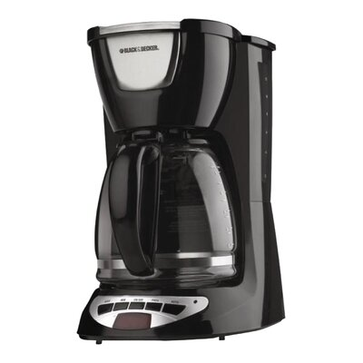12 Cup Programmable Coffee Maker 050875536296