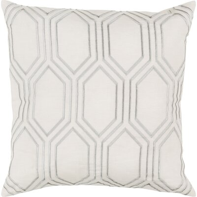 Lucie Linen Pillow Cover Size: 18 x 18
