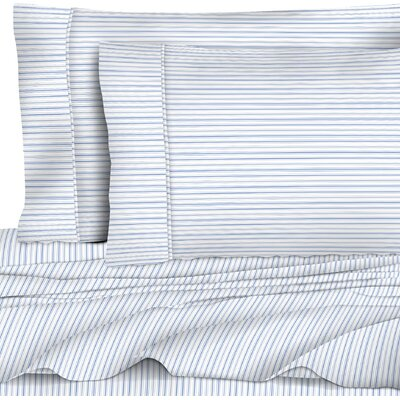 400 Thread Count 100% Cotton Sheet Set Size: Twin