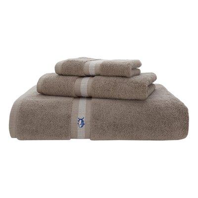 Skipjack Cotton Wash Cloth Color: Khaki