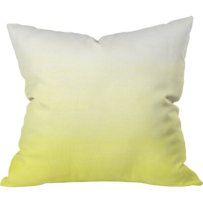 Ombre Outdoor Throw Pillow (Set of 2) Size: 26 H x 26 W x 4 D