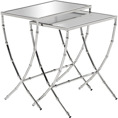Bardette 2 Piece Nesting Tables