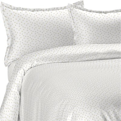 Emily 3 Piece Duvet Set Size: Full/Queen, Color: Pink