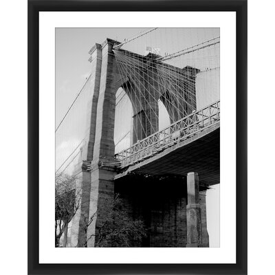Bridge Framed Photographic Print 2-14038A