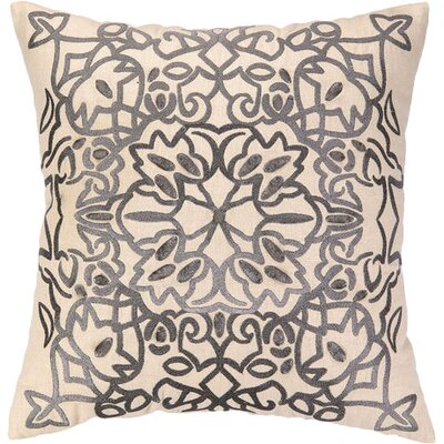 Kimberly Embroidered Throw Pillow