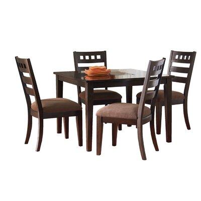 Sparkle 5 Piece Dining Set