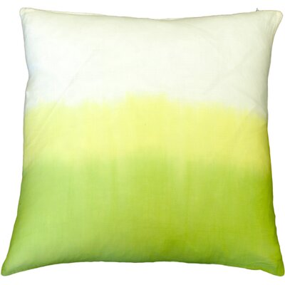 Aida Pillow in Green Size: 20 x 20