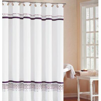 Klyne Shower Curtain in Lavender