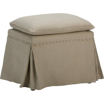Daphne Upholstered Ottoman (Set of 2)