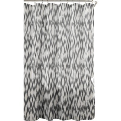 Caitlin Shower Curtain in Gray by Kensie