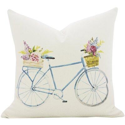 Petal Peddler Pillow Size: 20 x 20