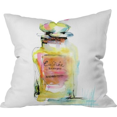Perfume Outdoor Throw Pillow