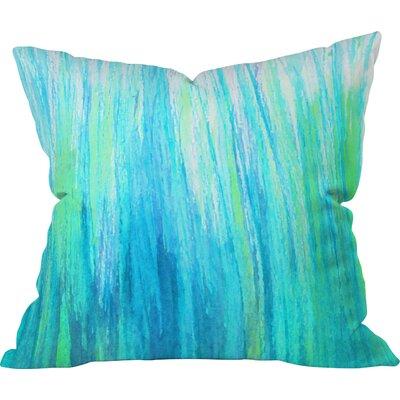 Stream Outdoor Throw Pillow