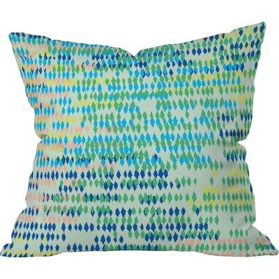 Bangalore Cool Outdoor Throw Pillow