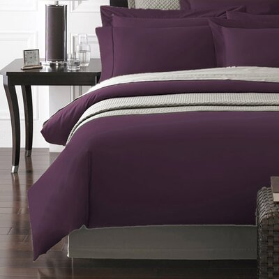 Eileen 3 Piece Duvet Set Size: Full/Queen