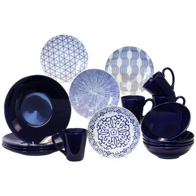 16 Piece Dinnerware Set BAW16