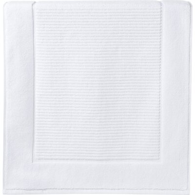 Hygro Bath Rug Color: White