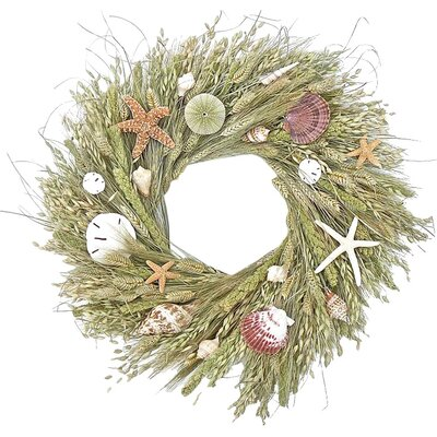 Seaside Grasses 22 Wreath