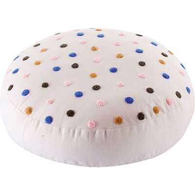 Pompom Cotton Pillow