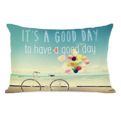 Good Day Lumbar Pillow