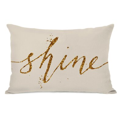 Shine Lumbar Pillow