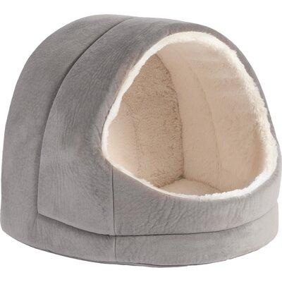 Misty Igloo Pet Bed in Gray Best Friends By Sheri