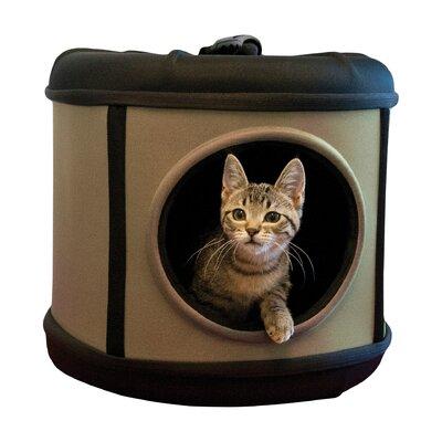 Cat Mod Capsule Color: Tan / Black