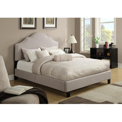 Parrish Rebecca Upholstered Bed