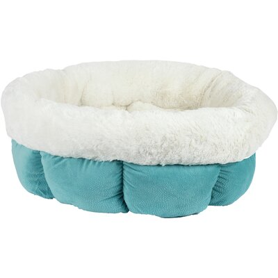 Jumbo Cuddle Cup Bolster Color: Tide Pool