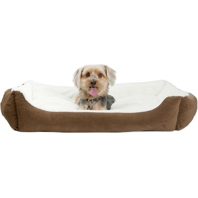Maddie Pet Bolster Size: Medium (25 W x 8 D x 30 H)