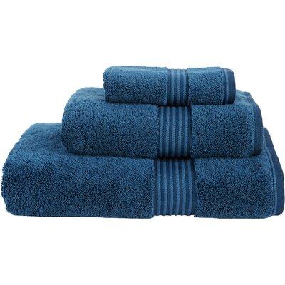 Supima Cotton 3 Piece Towel Set Color: Petrol