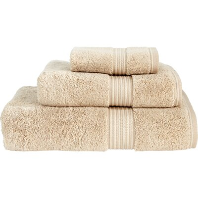 Barrett 3 Piece Towel Set Color: Stone