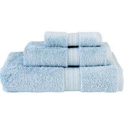 Christy 3-Piece Egyptian Quality Cotton Towel Set