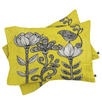 Garden Pillow Case