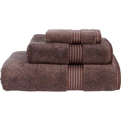 Barrett 3 Piece Towel Set Color: Cocoa