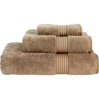 Barrett 3 Piece Towel Set Color: Mocha