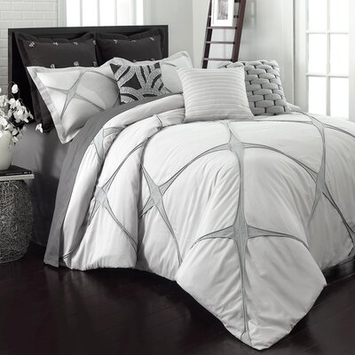 Cersei Comforter Set Size: King
