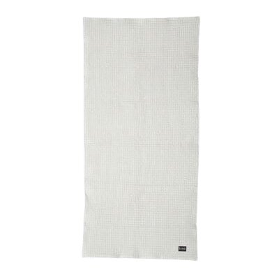 Organic Cotton Bath Towel Color: Light Grey