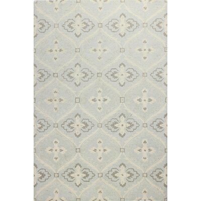 Loweswater Hand Tufted Aqua Area Rug Rug Size: Runner 26 x 8