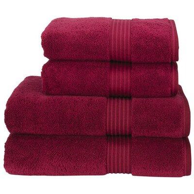 Cotton 4 Piece Towel Set