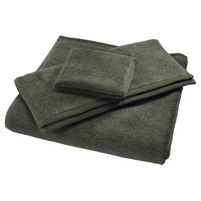 Microcotton Luxury Bath Towel Color: Moss