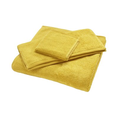 Luxury Bath Towel Color: Canary