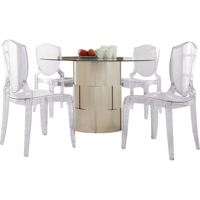 Emanuella 5-Piece Dining Set