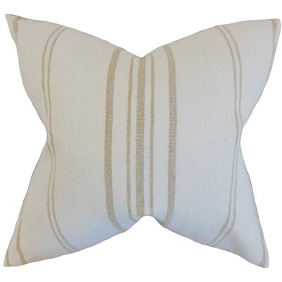 Dharia Linen Throw Pillow Size: 20 x 20