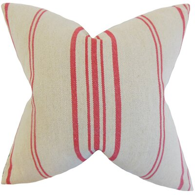 Dharia Pillow in Red Size: 18 x 18