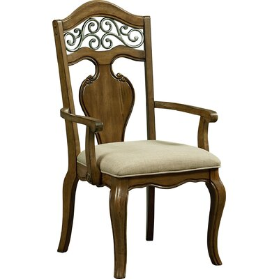 Mallory Arm Chair (Set of 2)