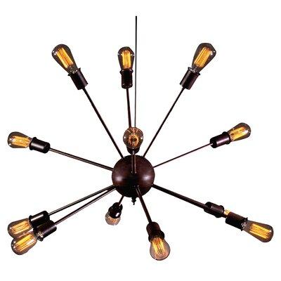 Warehouse Tiffany's Jackstone Chandelier Ld4023 LD4023